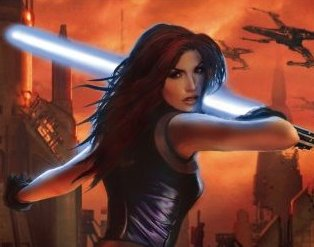 Mara Jade - More than a pretty face