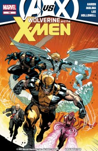 Wolverine and the X-Men 15