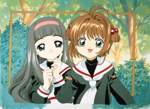 While Tomoyo has a cute girl-crush on Sakura, it doesn't mean they're going to get married anytime soon.